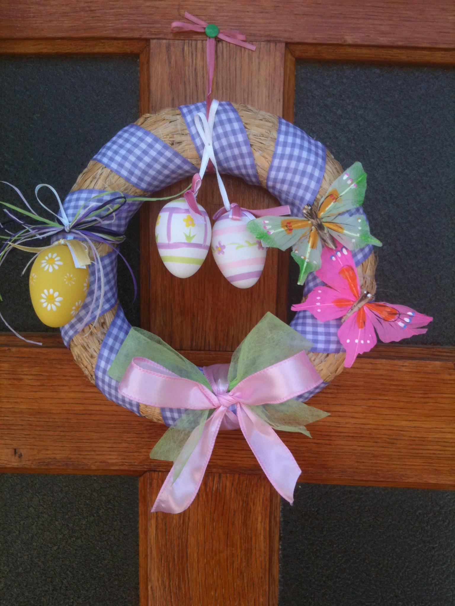 Déco… de Pâques!