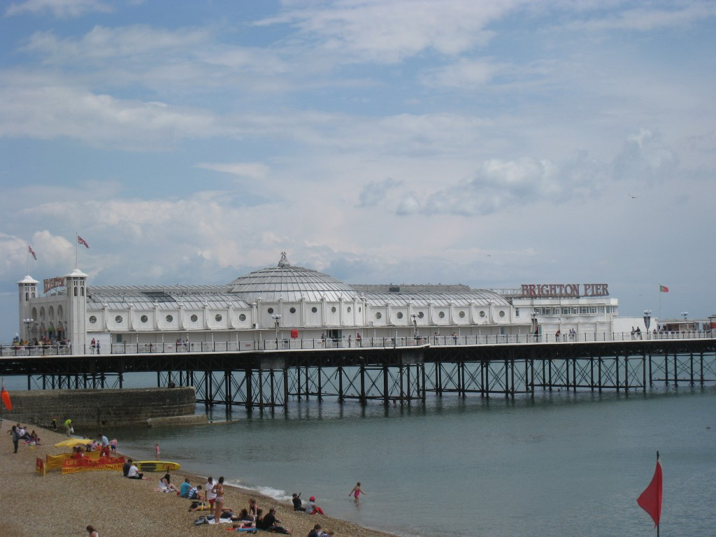 Pier de Brigthon and Hove