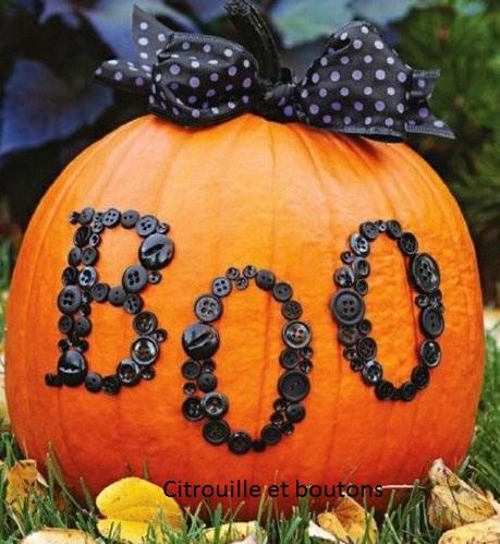 Pumpkins create! Créations citrouille!… N°2