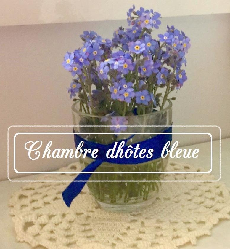 Nouvelle chambre d 39 h tes bleue marie maguelone - Chambre d hote villeneuve les maguelone ...