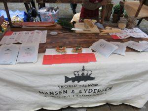 Rosewood market Londres