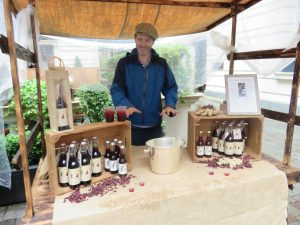 Des sirops : Rosewood market Londres