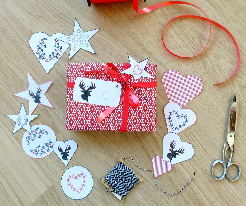 Préparons Noël 2015 # 4 : une box décorative !