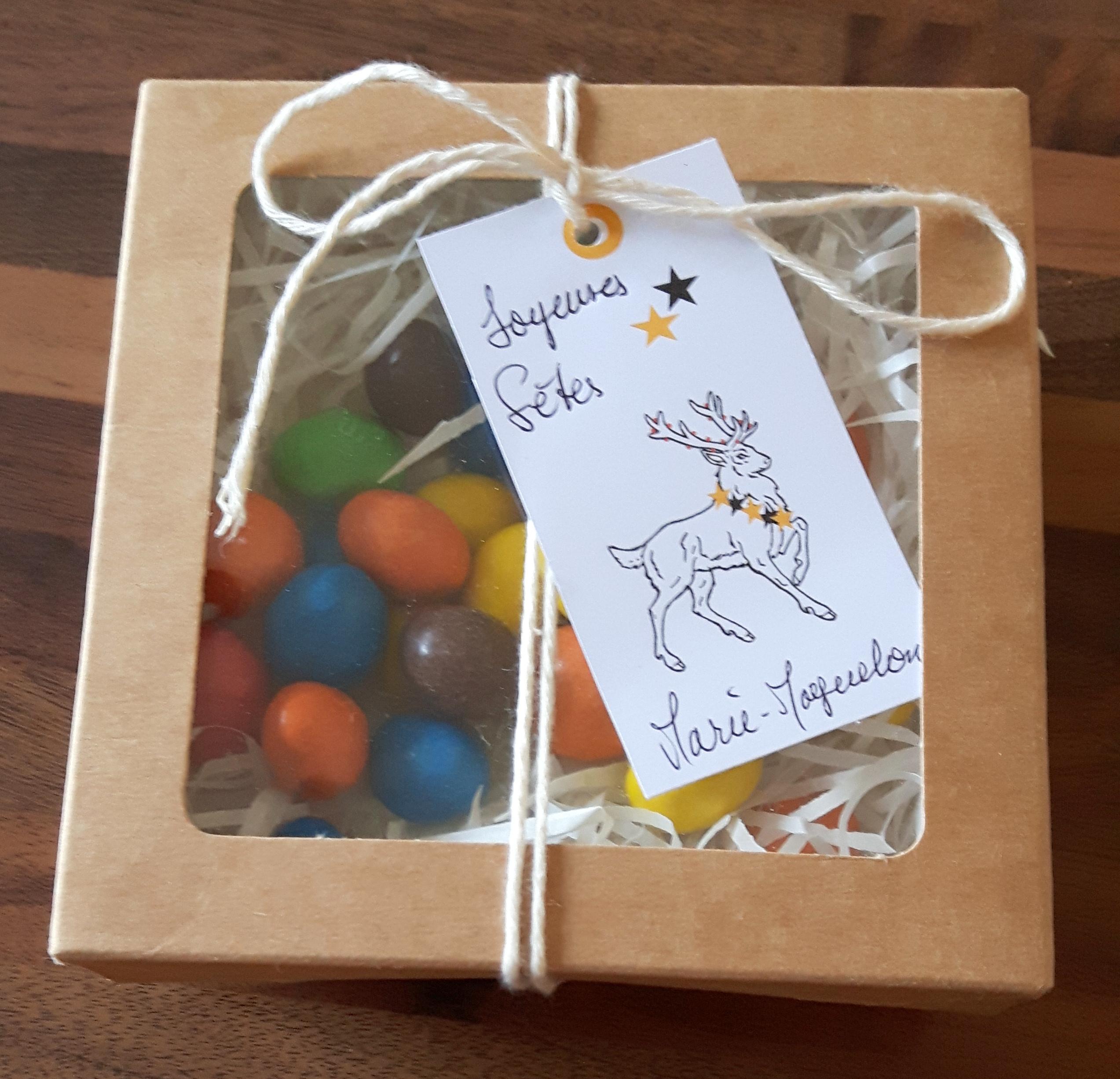 Préparons Noël 2015 # 8 : étiquettes cadeaux !
