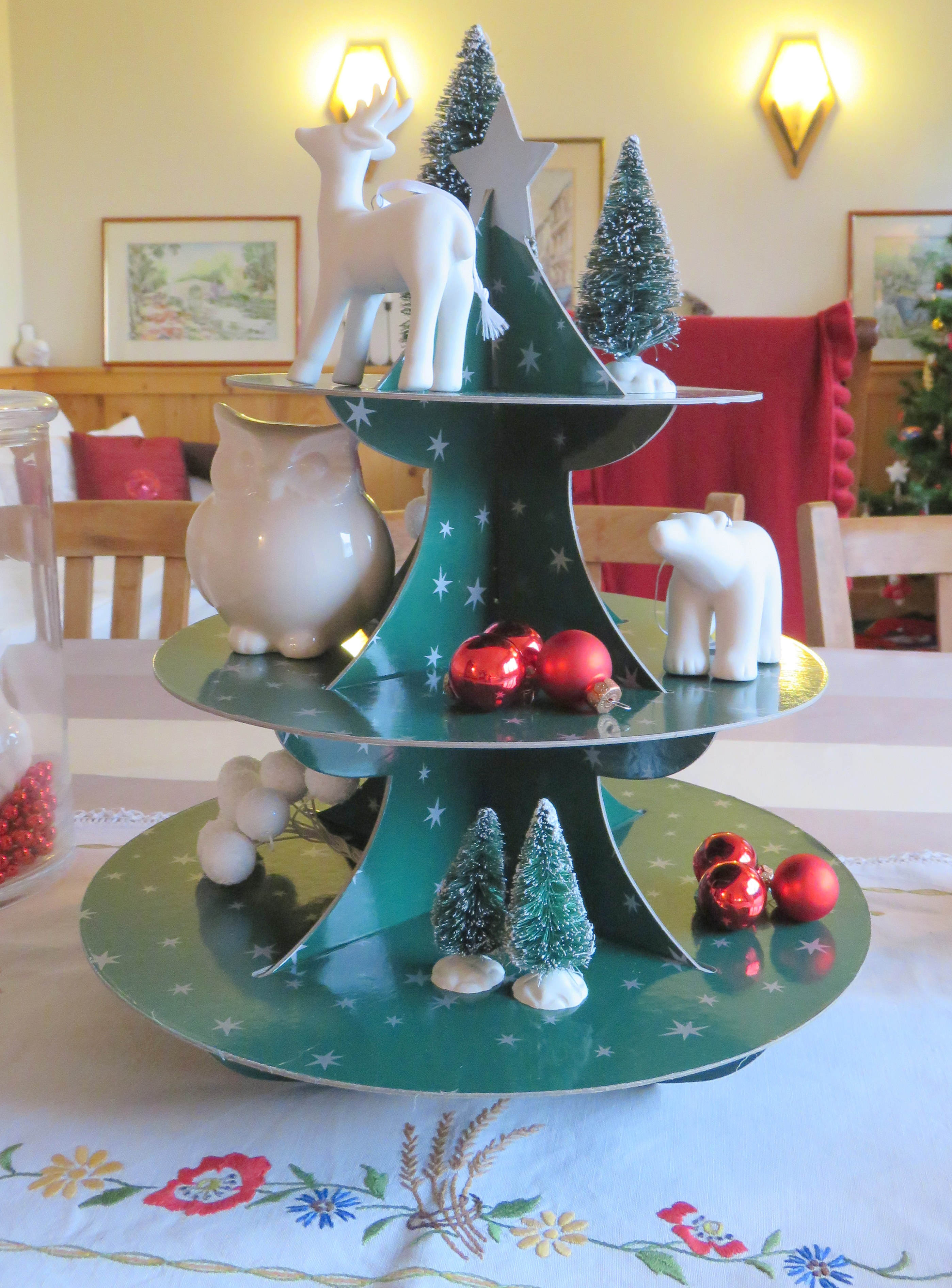 Christmas Home Tour 2015 ! Ma maison pour Noël !