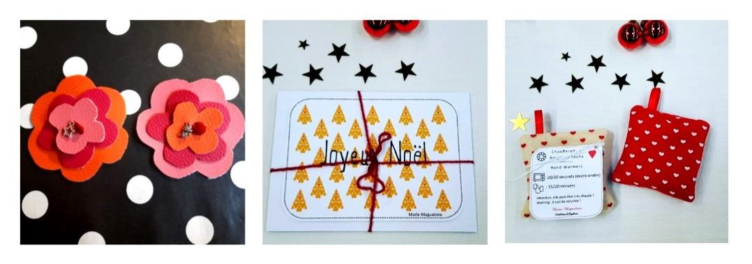 Préparons Noël 2015 # 5 : Idées créatives !