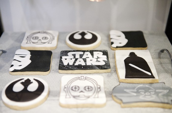 Idées pour une fête Star Wars !