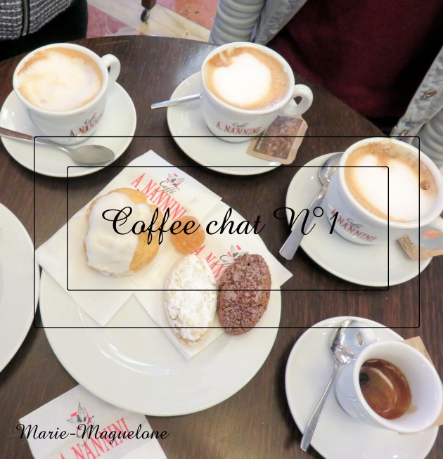 Coffee chat N°1