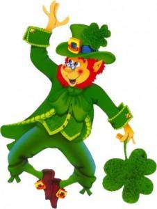 Et si vous fêtiez la Saint Patrick !!