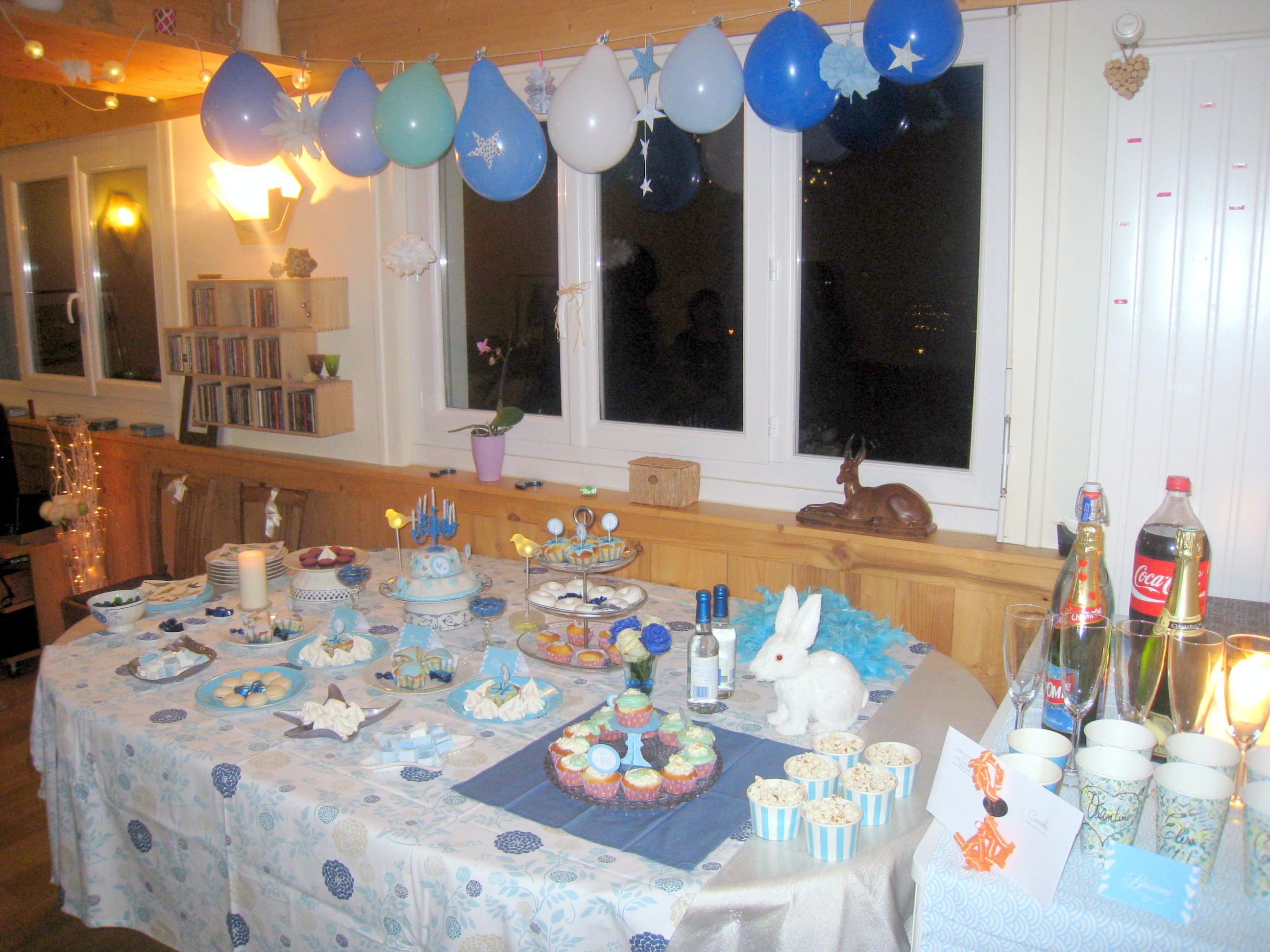 Organiser une fête #1