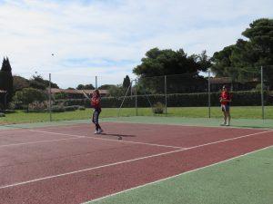 Tennis au Cap d'Agde
