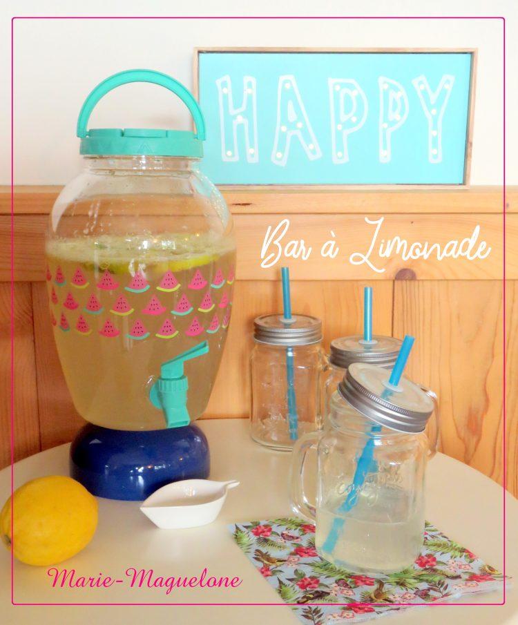 Bar limonade
