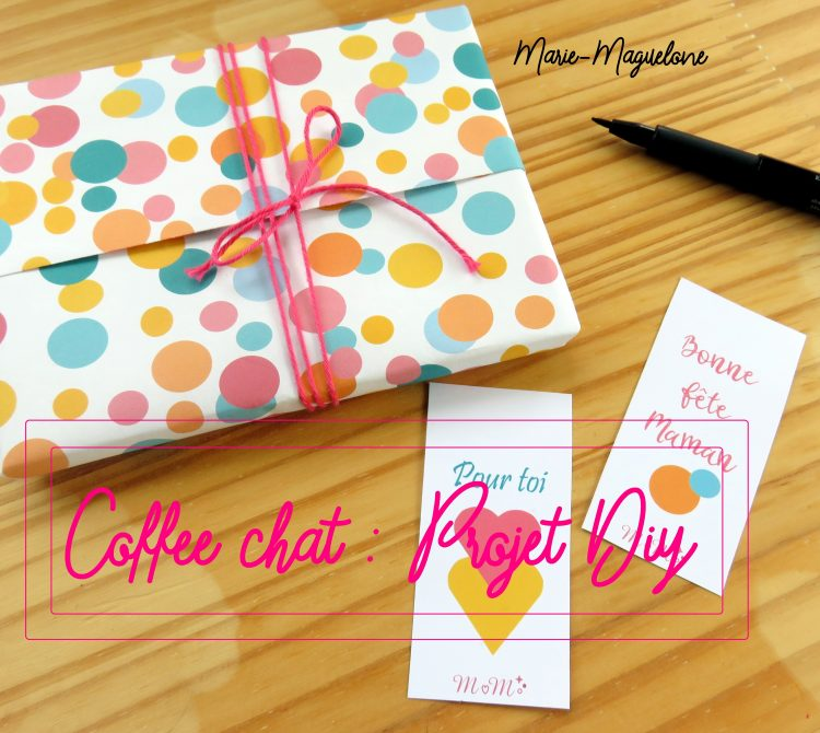 Coffee chat  projet DIY