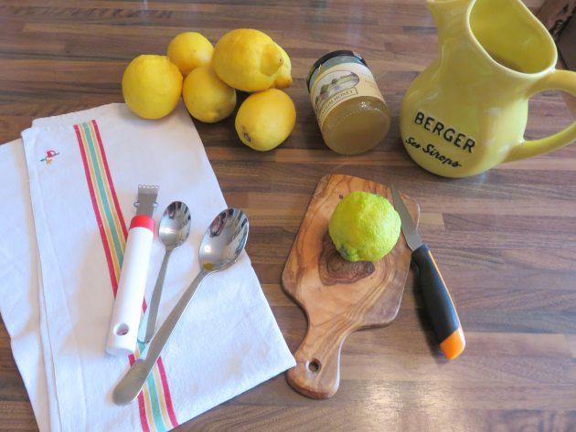 Recette de Limonade