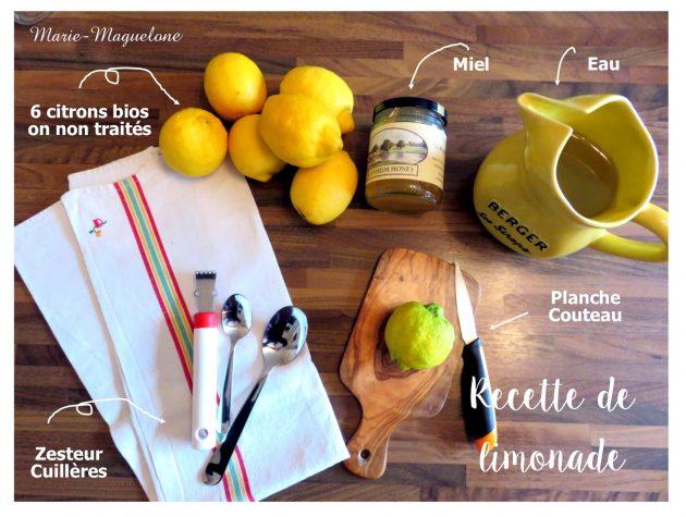 Recette de limonde