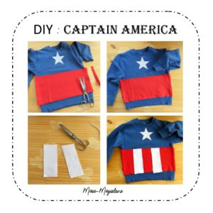 Captain America sweat