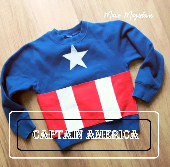Captain America : DIY