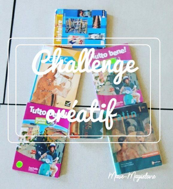 A challenge créatif