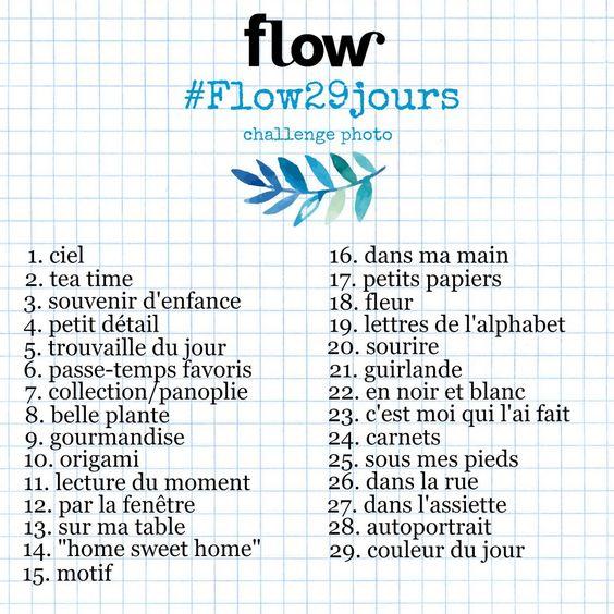 Flow février 2016