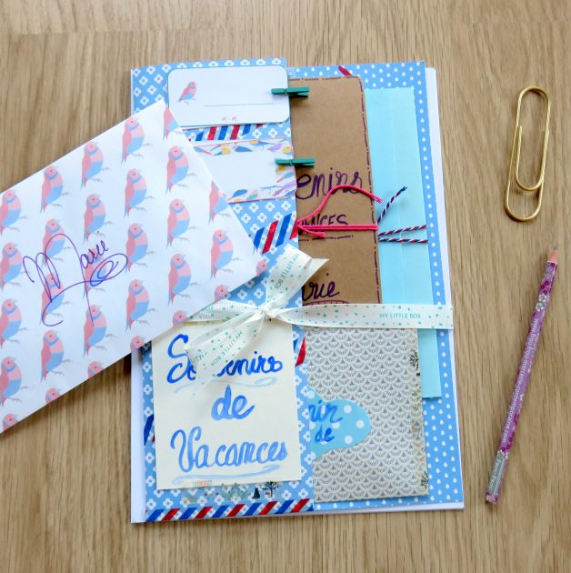 Tous les goodies du Happy Mail