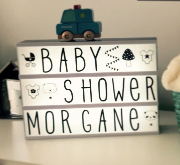 Baby Shower Morgane