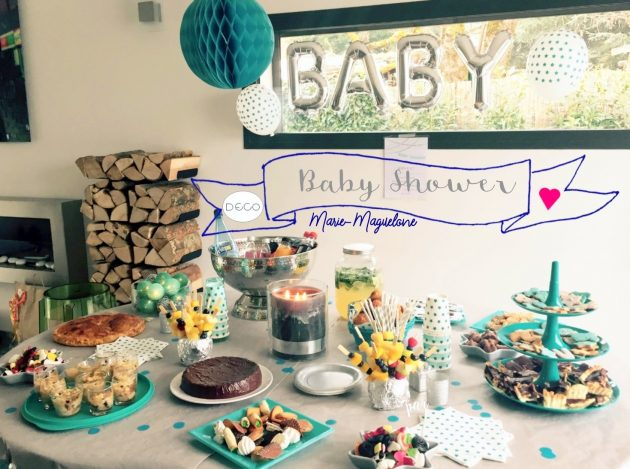 """Baby Shower"" Blog Marie-Maguelone"