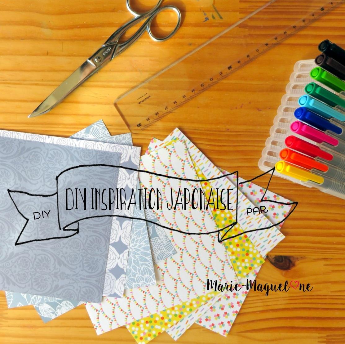 DIY Inspiration Japon