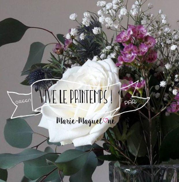 Vive le printemps par Marie-Maguelone
