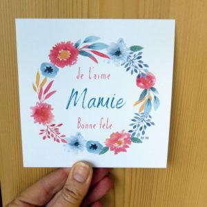 Pour mamie par Marie-Maguelone