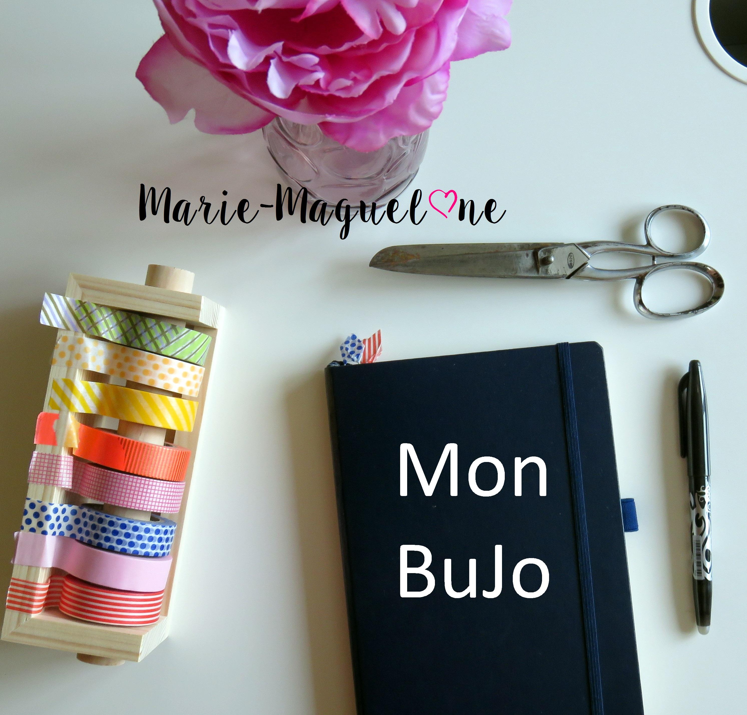 Mon BuJo, partie #2