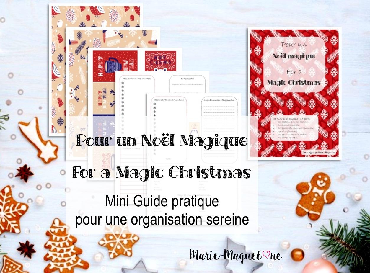 Mini guide pour un Noël magique…