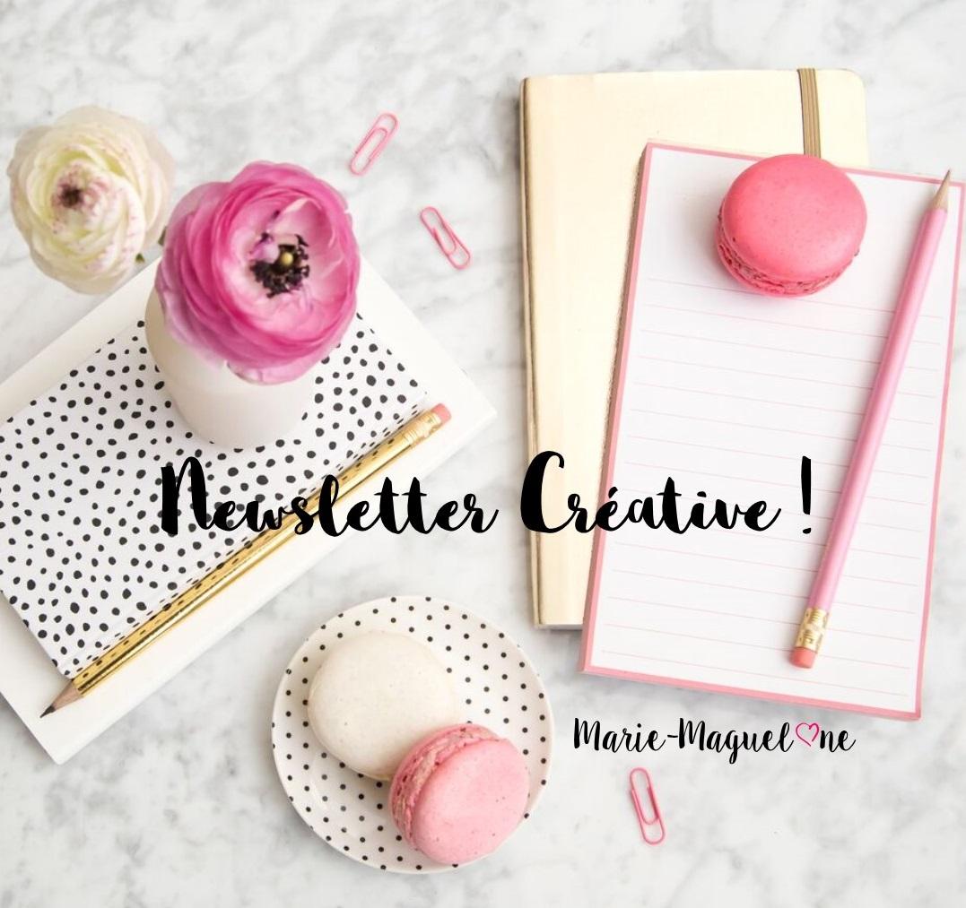 Newsletter créative !