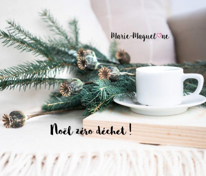 Noël #zérodéchet !