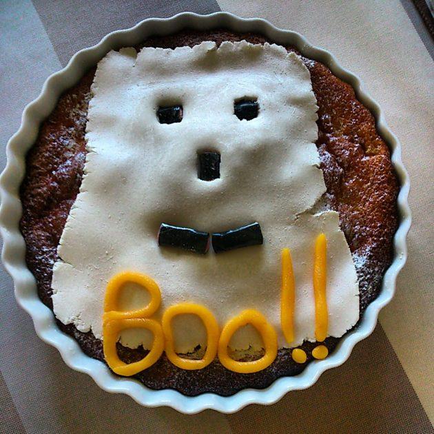 Gâteau BOO