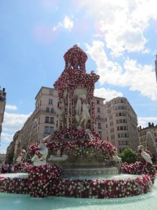 Fontaine de Lyon