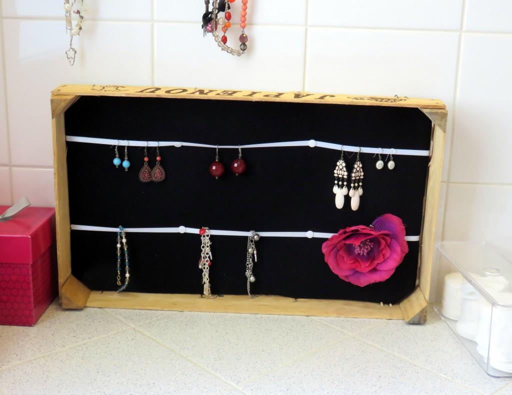 DIY : bois et bijoux