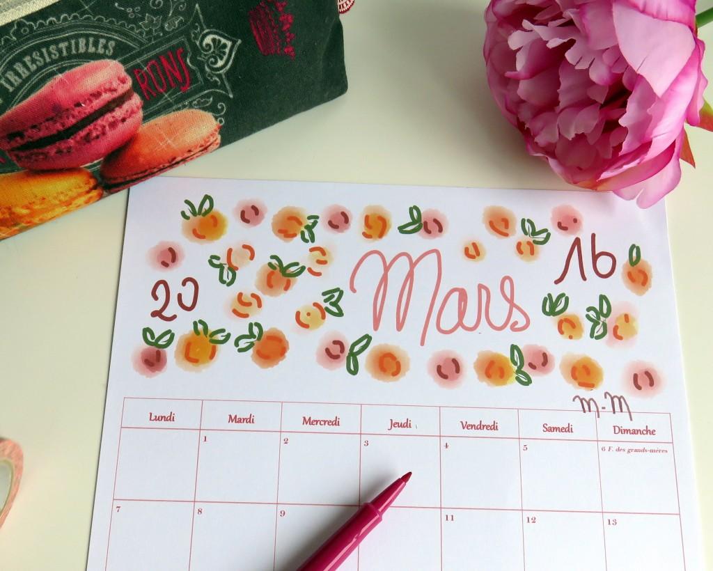 Mars 2016