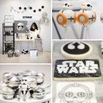 Recettes pour un goûter Star Wars