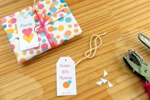 Papier cadeau par Marie-Maguelone