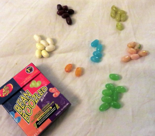 Jelly Belly, nblind test !