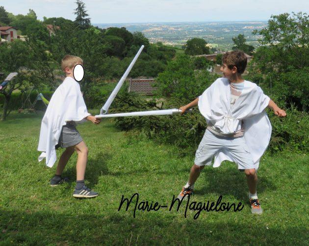 Combat de Jedi