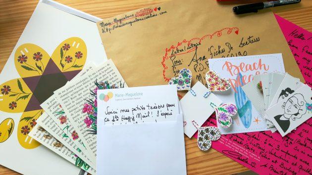 Happy Mail par Marie-Maguelone