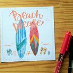 Carte Beach