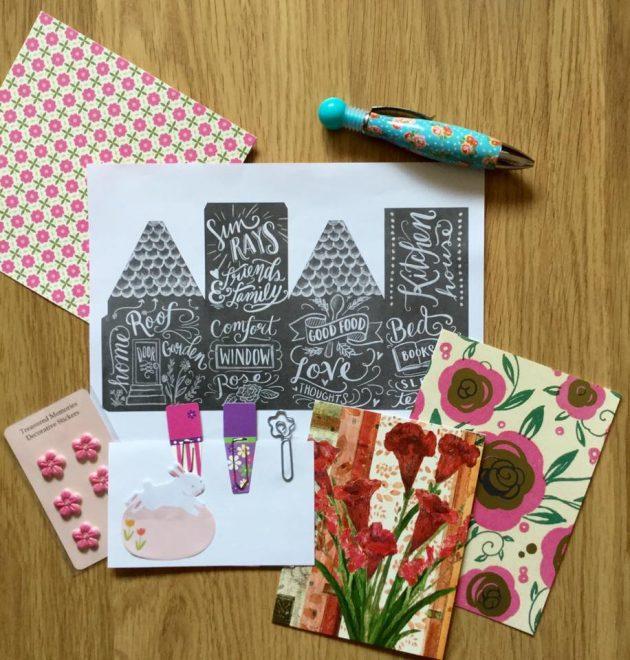 Happy Mail reçu 2