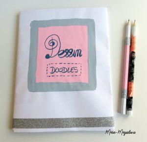 Cahier de dessins