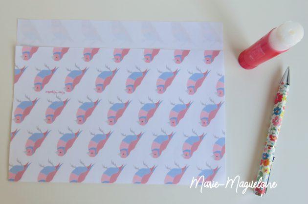 Printable oiseaux bleus (6)