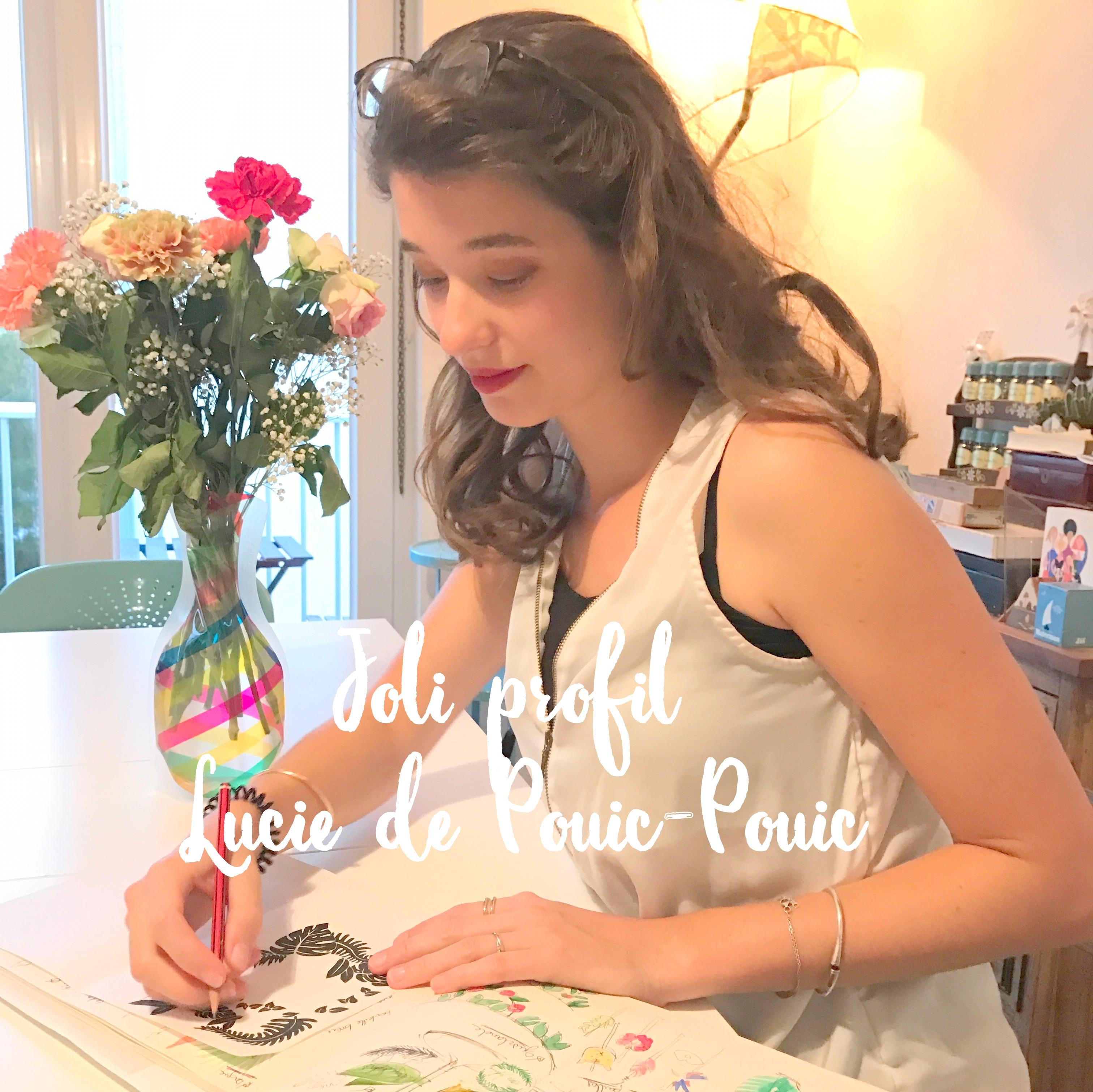 Joli Profil : Lucie de Pouic-Pouic !