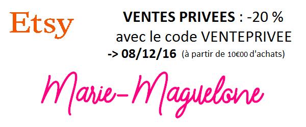Ventes Privées Marie-Maguelone