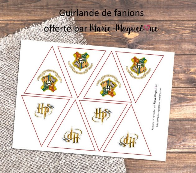 Idees Et Carte D Invitation Pour Un Anniversaire Harry Potter