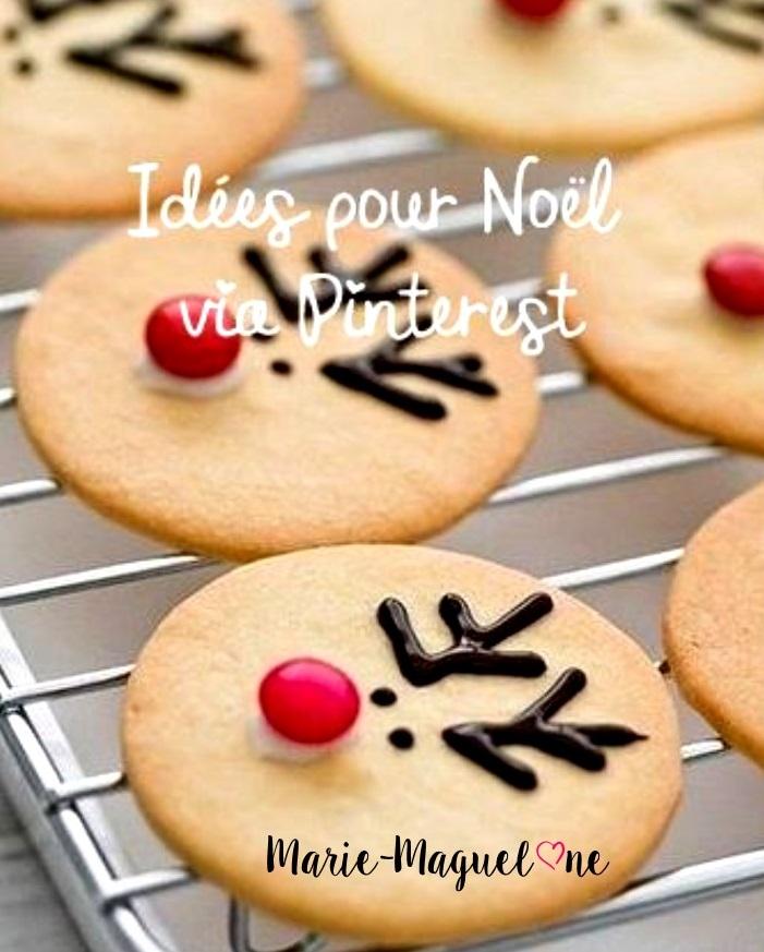 Idées pour Noël via Pinterest